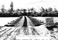 Isar River crossing, Moosburg Germany April 1945