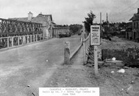 Tucker Bridge Carentan Normandy France June 1944