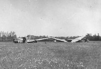 Gliders of the 82nd Airborn Division
