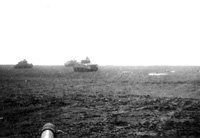 Tanks in the field