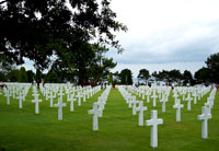 Normandy 2005 US Cemetery at Collierville