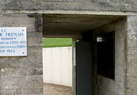 Normandy 2005 Utah Beach German bunker