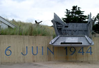 Normandy 2005 Utah Beach LST