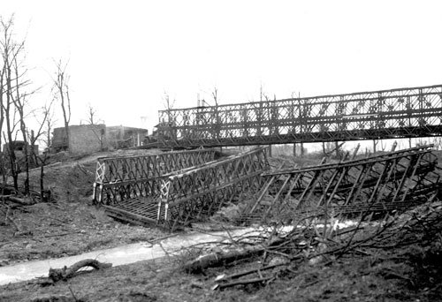 double Bailey Bridge