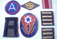 Carl Korth patches